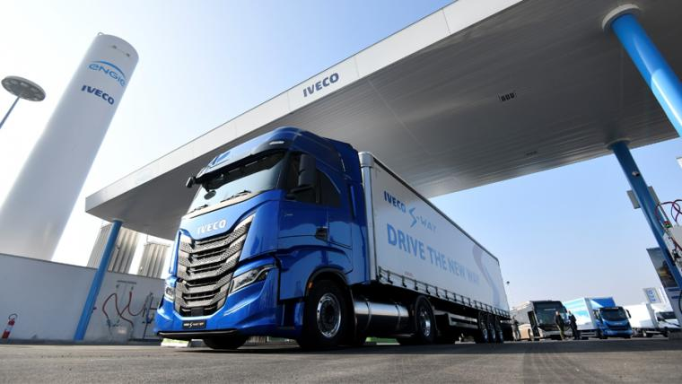 IVECO ENGIE SOLUTION GAZ NATUREL