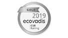 label ecovadis gold